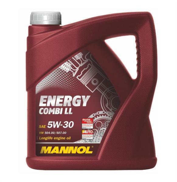 MANNOLEnergy Combi LL 5W-30(5L)50700 MB229.51 LL04