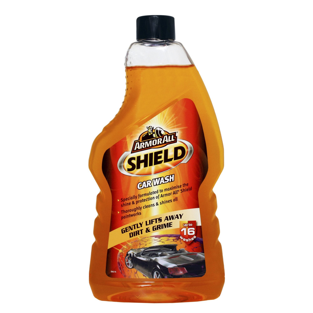 SHIELD CAR WASH 520ML