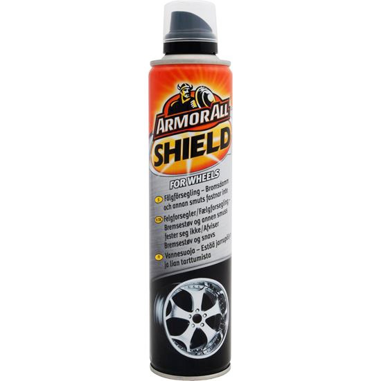 SHIELD FOR WHEELS 300 ML