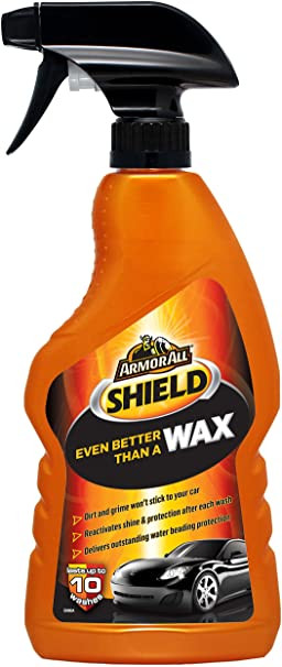SHIELD SPRAY WAX 500ML