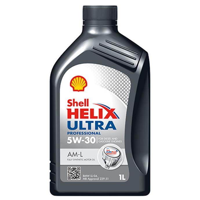 SHELL HELIX ULTRA PROF AM-L 5W30 1L