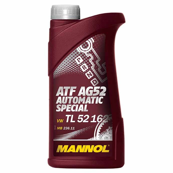 MANNOL ULJE ATF AG 52 AUTOMATIC SPECIAL 1L