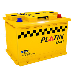 PLATIN  MF R TAXI D+12V 63AH 560A