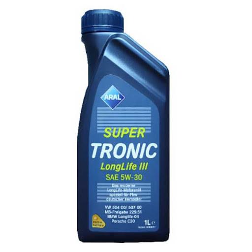 ARALSUPER TRONIC LL3 5W-30 50700 12/1L