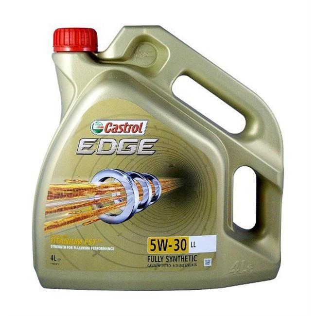CASTROL EDGE TITANIUM LL 5W30 4X4L 50700