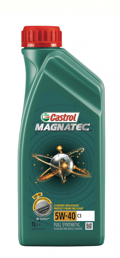 CASTROL Magnatec C3 5W40 NEW 12/1L