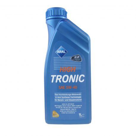 ARALHIGH TRONIC NEW 5W-40 50501 12/1L