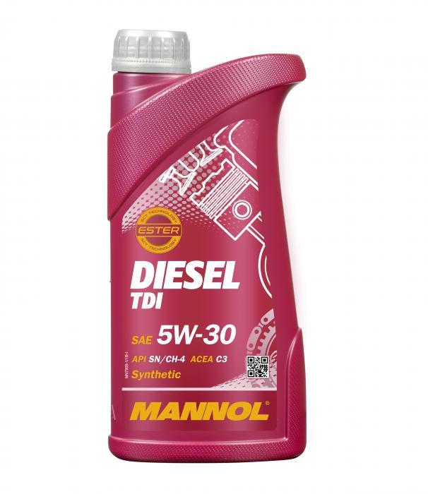 MANNOL DIESEL TDI 5W30505011L