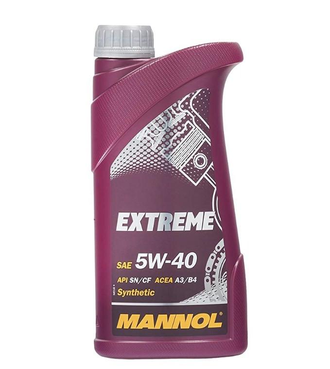 MANNOL EXTREME 5W40 SL/CF 1L