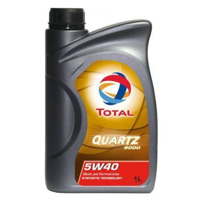 TOTAL QUARTZ 9000 5W40 1L 18X1L