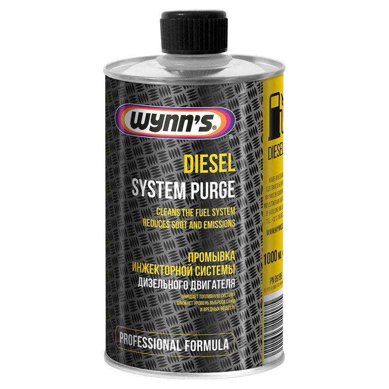 W89195 Disel System Purge