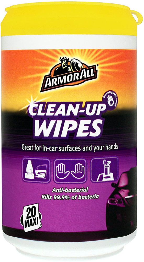 ESSENTIAL CLEANING WIPES
