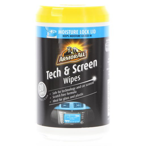 TECH SCREEN WIPES 20K