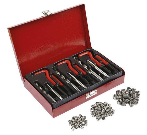 Thread repair set SET REPARACIJE NAVOJA 6,3mm 8,3mm 10,5mm