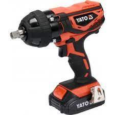 """YT-82804 UDARNI ODVIJAC 18V 1/2"""" MAX 300NM 2200 1/MIN"""